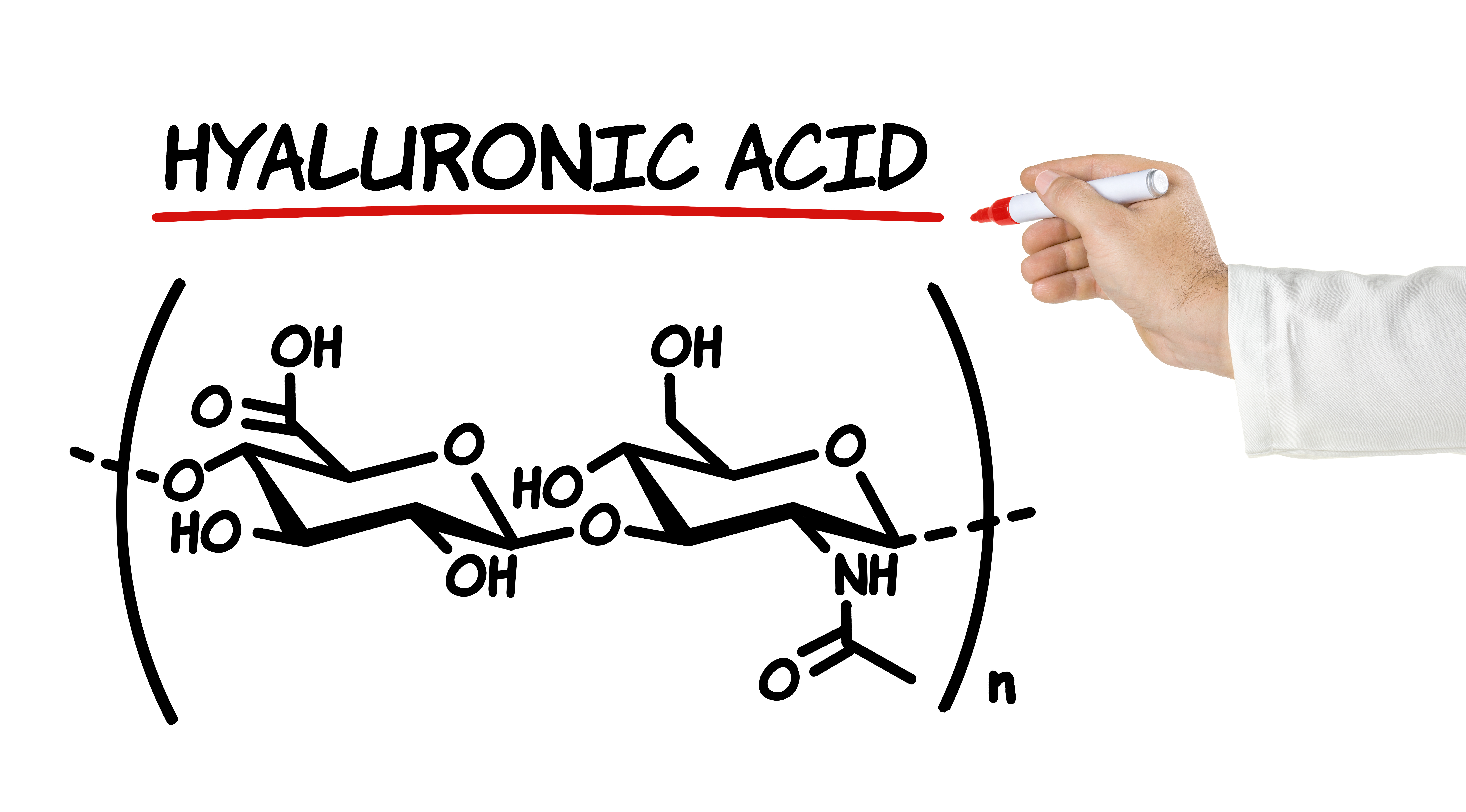 Hyaluronic structure